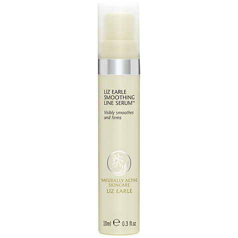 Buy Liz Earle Smoothing Line Serum™, 10ml Online at johnlewis.com