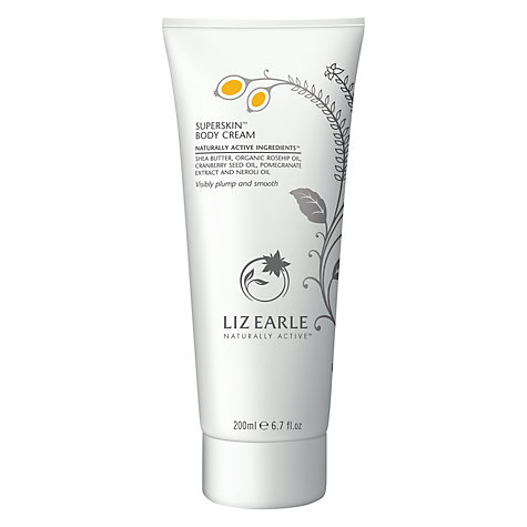 Buy Liz Earle Superskin™ Body Cream, 200ml Online at johnlewis.com