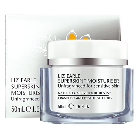Buy Liz Earle Superskin™ Moisturiser, 50ml Online at johnlewis.com