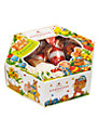 Niederegger Easter Fruit & Marzipan Chocolate Eggs Selection, 223g