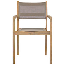 Buy John Lewis Almera FSC Outdoor Dining Chair Online at johnlewis.com