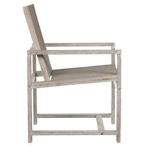 Buy John Lewis Croft Collection Bilbao FSC Outdoor Dining Chair Online at johnlewis.com