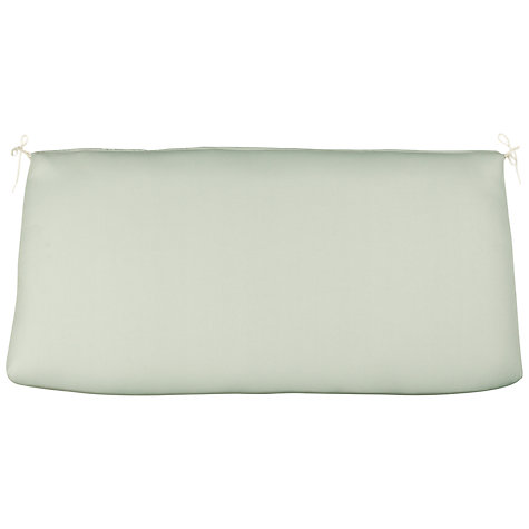 Buy John Lewis Henley by Kettler Outdoor Bench Cushion, Willow Online at johnlewis.com