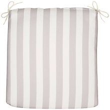 Buy Henley by Kettler Outdoor Chair Cushion, Soft / White Online at johnlewis.com