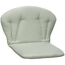 Buy John Lewis Henley by Kettler Outdoor Chair Cushion, Willow Online at johnlewis.com