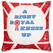 Buy John Lewis Diamond Jubilee Outdoor Scatter Cushion Online at johnlewis.com