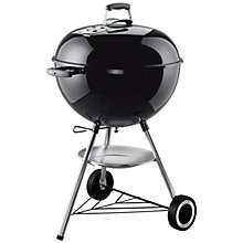 Buy Weber One Touch Original Charcoal Barbecue, 57cm, Black Online at johnlewis.com