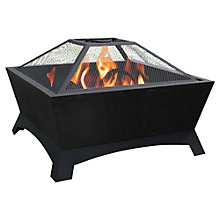 Buy La Hacienda Square Firepit Online at johnlewis.com