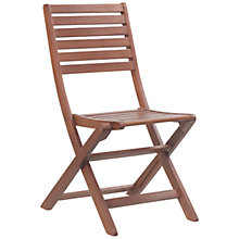 Buy John Lewis Napoli Outdoor Folding Chair Online at johnlewis.com