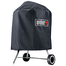 Buy Weber Premium Barbecue Cover, 57cm Online at johnlewis.com