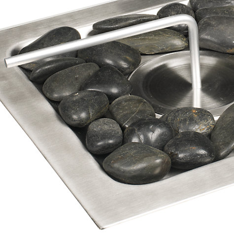 Buy La Hacienda Tabletop Gel Burner Online at johnlewis.com