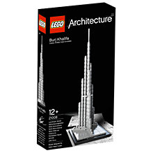 Buy LEGO Architecture Burj Khalifa Online at johnlewis.com