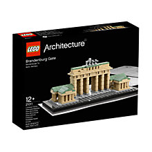Buy LEGO Architecture Brandenburg Gate Online at johnlewis.com