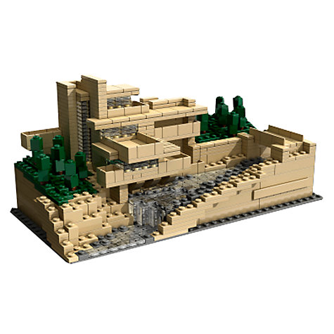 Buy LEGO Architecture Fallingwater Online at johnlewis.com