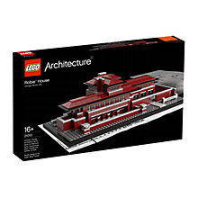 Buy LEGO Architecture Robie House Online at johnlewis.com