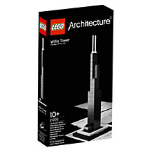 Buy LEGO Architecture Willis Tower Online at johnlewis.com