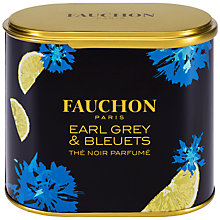 Buy Fauchon Tin Of Earl Grey Tea, 100g Online at johnlewis.com