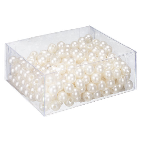 Buy John Lewis Table Scatters, Pearlescent Online at johnlewis.com