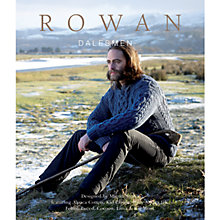 Buy Rowan Dalesmen Knitting Patterns Brochure Online at johnlewis.com