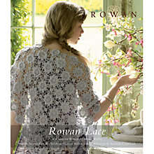 Buy Rowan Lace Knitting & Crochet Patterns Book Online at johnlewis.com