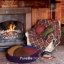 Buy Rowan Purelife Home Knitting & Crochet Patterns Brochure Online at johnlewis.com