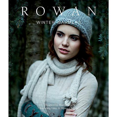 Buy Rowan Winter Warmers Knitting Patterns Brochure Online at johnlewis.com