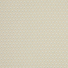 Buy John Lewis Small Leaf Fabric, Duck Egg Online at johnlewis.com