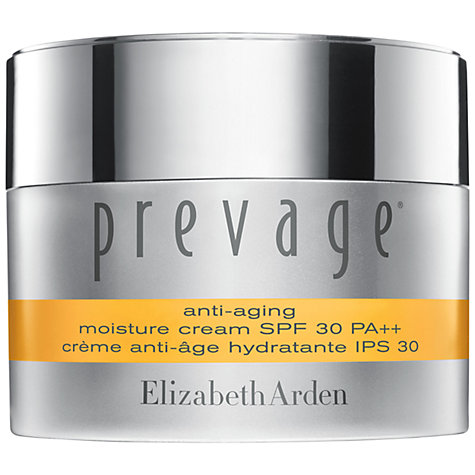 Buy Elizabeth Arden Prevage® Day Intensive Anti-aging Moisture Cream SPF 30, 50ml Online at johnlewis.com