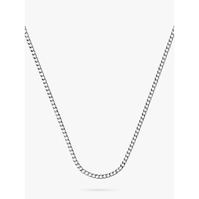 Nina Breddal Curb Chain Necklace, 40cm