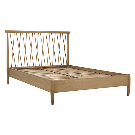 Buy ercol for John Lewis Chiltern Bedstead, Oak, Double Online at johnlewis.com