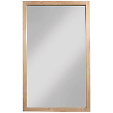 Buy Ethinicraft Azur Leaning Mirror Online at johnlewis.com