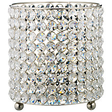 Buy John Lewis Crystal Tealight Holders Online at johnlewis.com