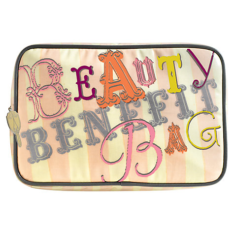 Buy Benefit Medium Beauty Bag Online at johnlewis.com