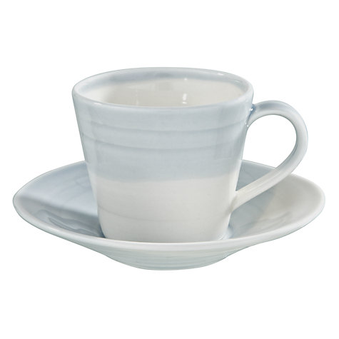 Buy Royal Doulton 1815 Blue Espresso Cup Online at johnlewis.com