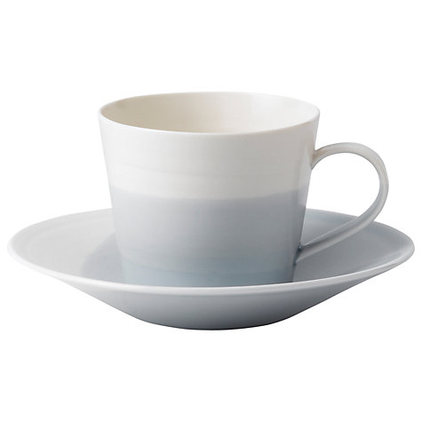 Buy Royal Doulton Blue Cup & Saucer Online at johnlewis.com