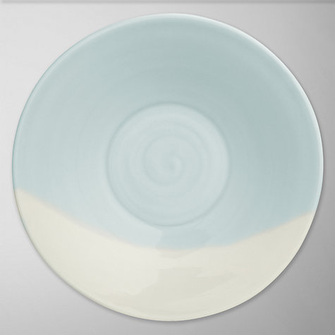 Buy Royal Doulton 1815 Tea Saucer, Dia.16cm, Blue Online at johnlewis.com