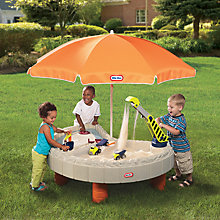 Buy Little Tikes Builder's Bay Sand and Water Table Online at johnlewis.com