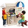 Buy Little Tikes Inside Outside Cook 'n' Grill Kitchen Online at johnlewis.com