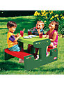 Little Tikes Junior Picnic Table, Evergreen