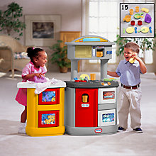 Buy Little Tikes Kitchen & Laundry Centre Online at johnlewis.com