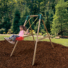 Buy Little Tikes Milano Single Swing Set Online at johnlewis.com