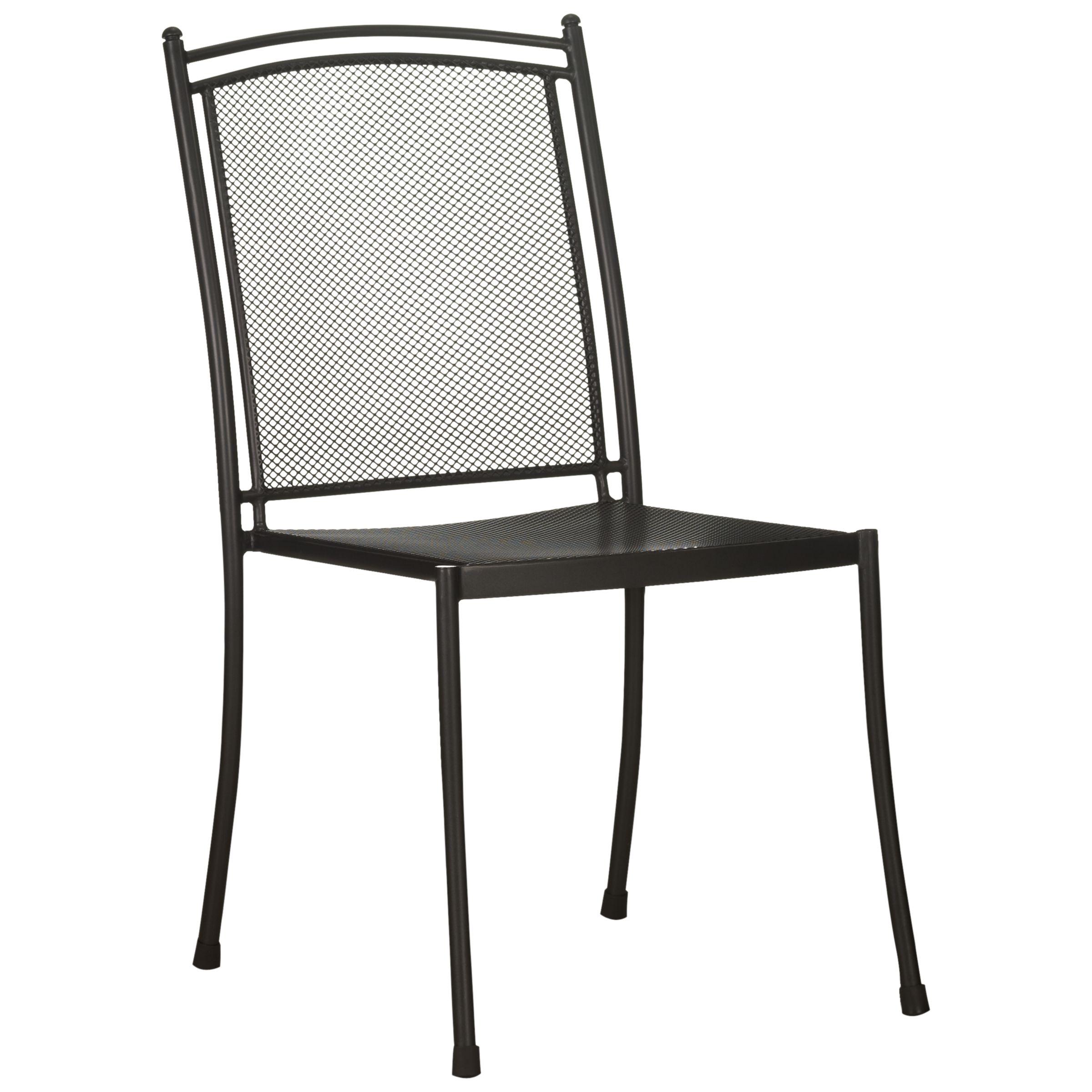 John Lewis Henley by KETTLER John Lewis Henley by KETTLER Outdoor Straight Side Chair