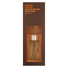 Buy John Lewis Hinoki Wood Diffuser, 100ml Online at johnlewis.com