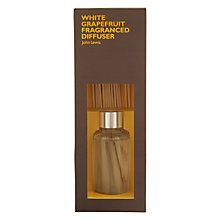 Buy John Lewis White Grapefruit Diffuser, 100ml Online at johnlewis.com