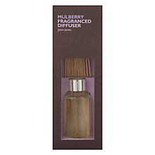 Buy John Lewis Mulberry Diffuser, 100ml Online at johnlewis.com