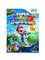 Super Mario Galaxy 2, Wii with 4 Mario Badges