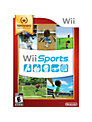 Wii Sports, Wii with 4 Free Badges
