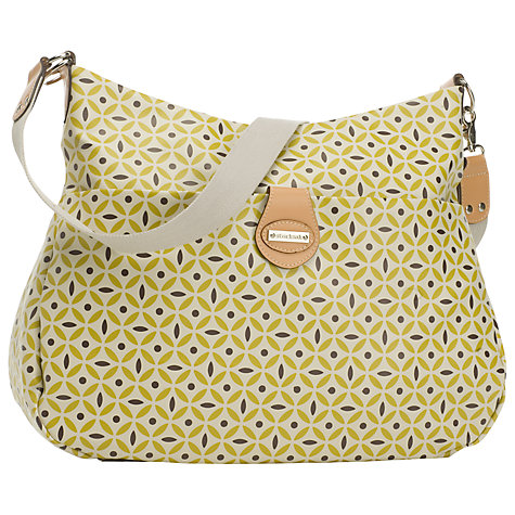 Buy Storksak Nina Bag, Lime Online at johnlewis.com