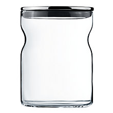 Buy Georg Jensen Alfredo Storage Jar, H13.5 x Dia.10cm Online at johnlewis.com