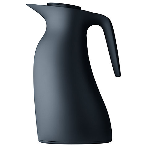 Buy Georg Jensen Beak Pitcher, 1.75L, Black Online at johnlewis.com